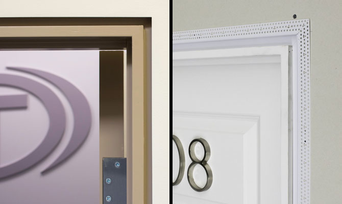 Z Shadow Door.jpg & Create a Trimless Door with Architectural Z-Shadow Bead | Trim-Tex ... Pezcame.Com