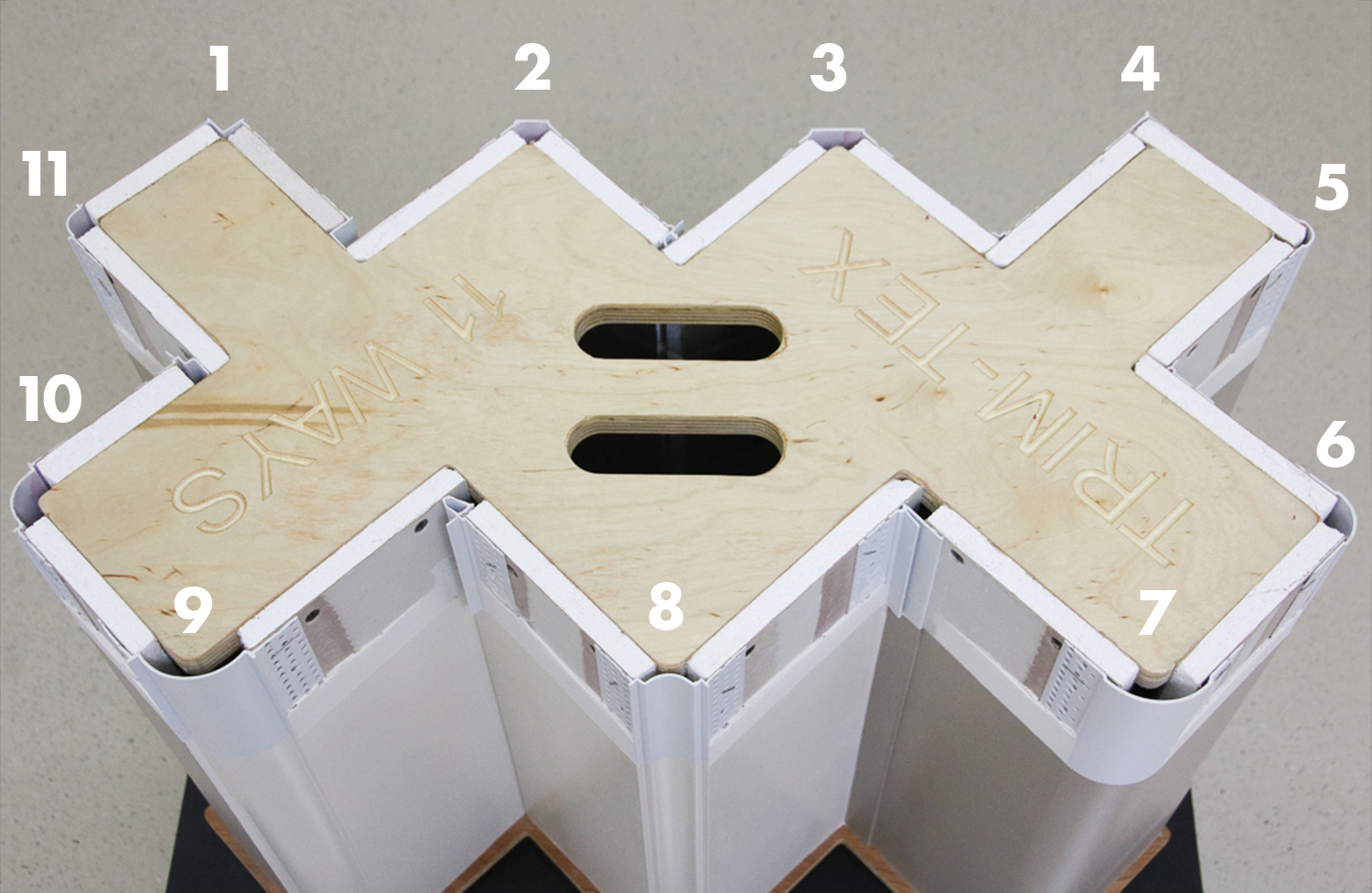 Sheetrock Trim Accessories : Ways to finish a corner trim tex drywall products
