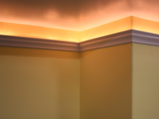 Crown Molding Light Rope Image Jpg