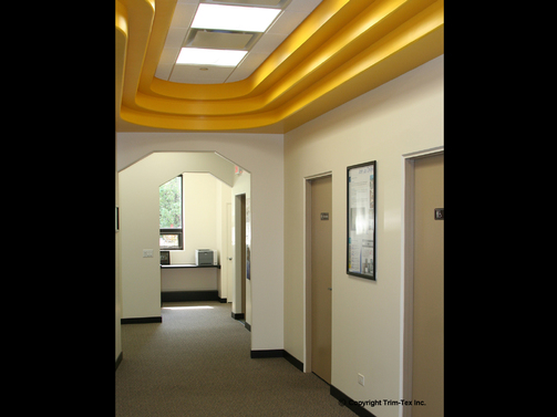 Commercial Ceilings Trim Tex Drywall Products