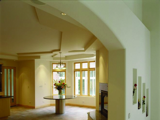 Bullnose Drywall Corners : Quot bullnose corner bead and archway trim tex drywall