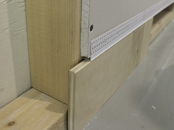 Architectural L Bead Amp Archway Trim Tex Drywall Products