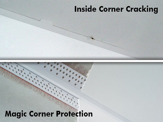 Magic Corner Expansion Bead | Trim-Tex | Drywall Products