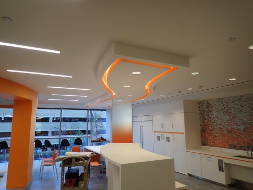 Case Study: Converge Corporate Office   Trim-Tex   Drywall