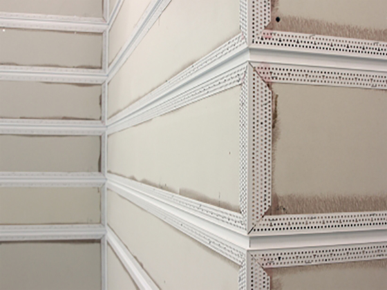 Architectural Reveal Bead Trim Tex Drywall Products