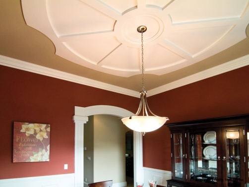 Decorative Ceilings Trim Tex Drywall Products