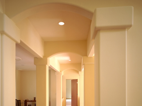 Bullnose Drywall Corners : ¾ quot r molded corners trim tex drywall products
