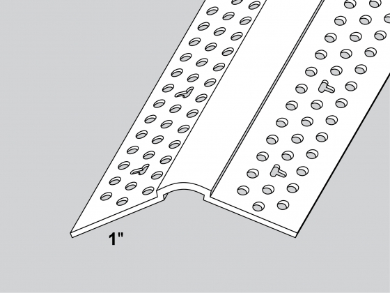 Drywall Edge Profiles : Bullnose beads trim tex drywall products