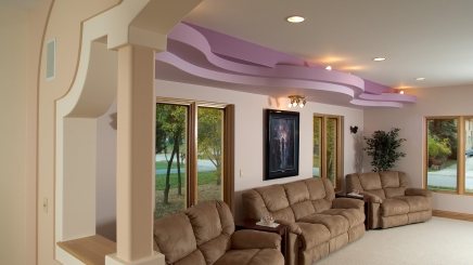 Creative Drywall Ideas: Commercial & Residential | Trim-Tex ...