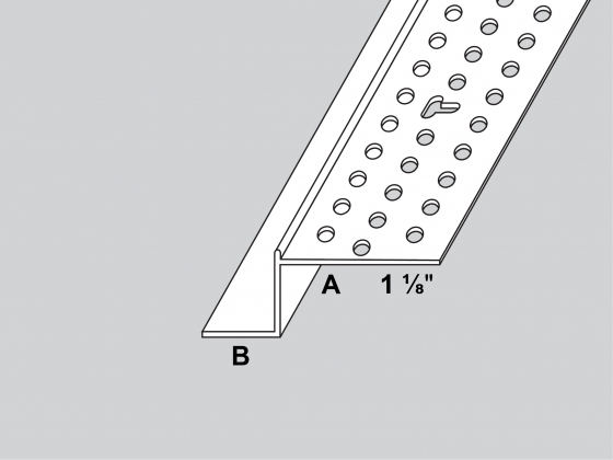 Shadow Amp Reveal Beads Trim Tex Drywall Products