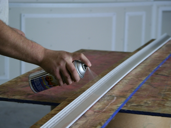 Vinyl Corner Bead Installation : ™ spray adhesive trim tex drywall products